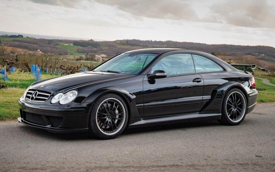 Mercedes-Benz CLK55 AMG DTM Street Version '2005