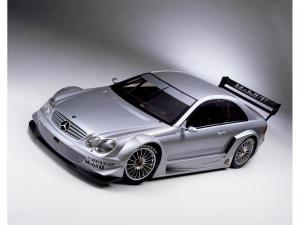 2005 Mercedes-Benz DTM AMG Test Car