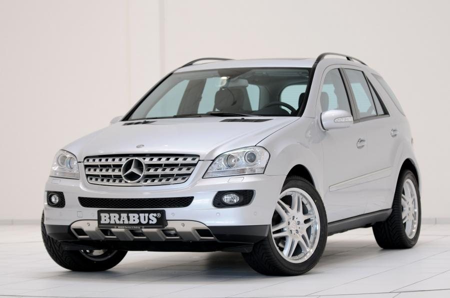 Mercedes-Benz M-Class by Brabus