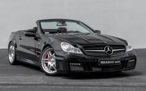 Mercedes-Benz SL600 800 by Brabus and Lorinser 2005 года