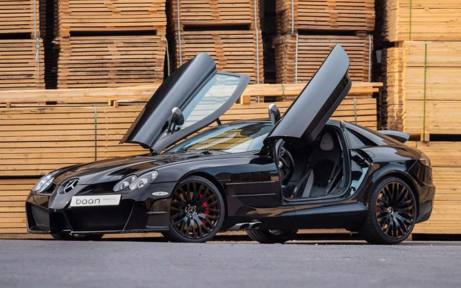 Mercedes-Benz SLR McLaren Renovatio by Mansory (C199) '2005