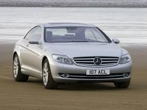 Mercedes-Benz CL500 2006 года
