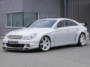 Mercedes-Benz CLS-Class GTR by ART 2006 года