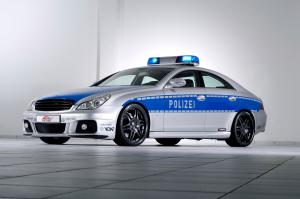 2006 Mercedes-Benz CLS-Class Rocket Police Car by Brabus