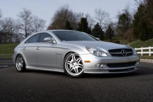 2006 Mercedes-Benz CLS55 AMG K8 by Brabus