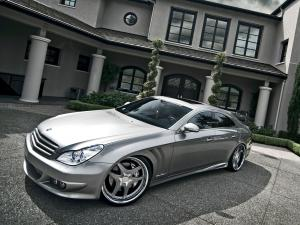 2006 Mercedes-Benz CLS55 AMG by CNC