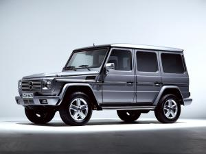 2006 Mercedes-Benz G500 Grand Edition