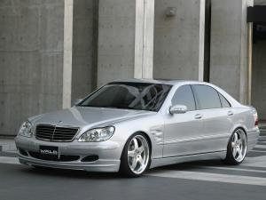 2006 Mercedes-Benz S-Class by Wald