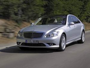 Mercedes-Benz S500 Long Wheelbase AMG Sports Package 2006 года