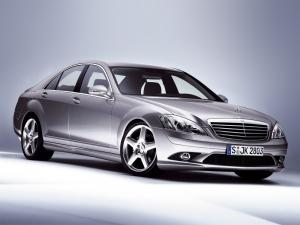 Mercedes-Benz S600 AMG Sports Package '2006
