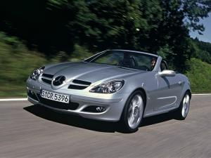 Mercedes-Benz SLK200 AMG Sports Package 2006 года