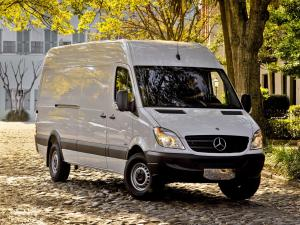 Mercedes-Benz Sprinter 2500 Cargo High Roof 2006 года
