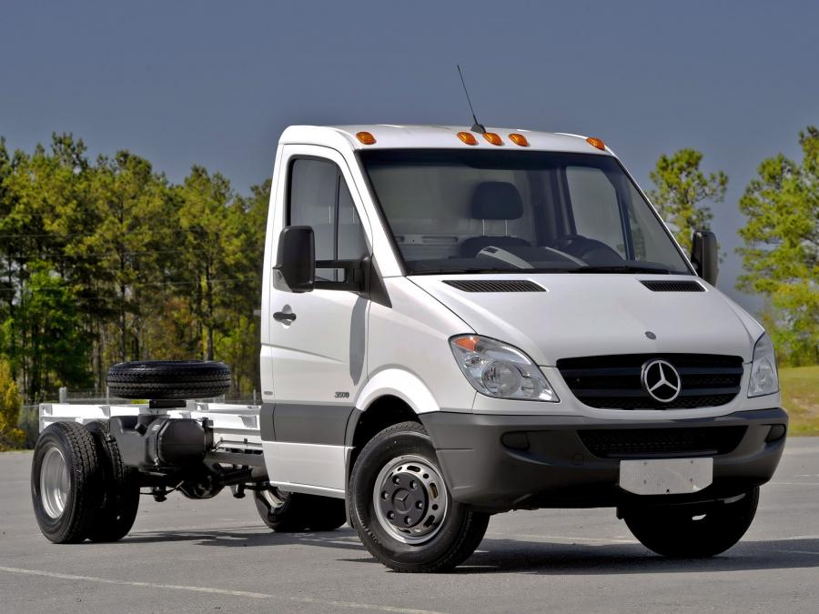Mercedes-Benz Sprinter 3500 Cab Chassis