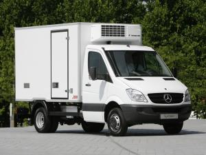 Mercedes-Benz Sprinter Box Van 2006 года