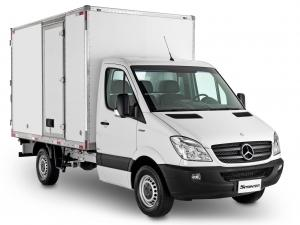 Mercedes-Benz Sprinter Chassis 2006 года
