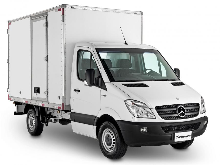 Mercedes-Benz Sprinter Chassis