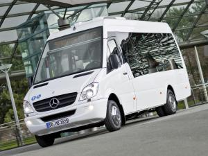 Mercedes-Benz Sprinter City 65 2006 года