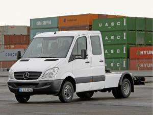 Mercedes-Benz Sprinter Double Cab Tractor 2006 года