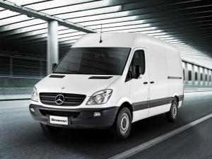 2006 Mercedes-Benz Sprinter High Roof Van