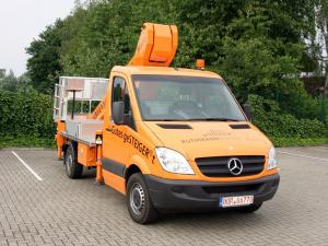 Mercedes-Benz Sprinter Lift Platform 2006 года