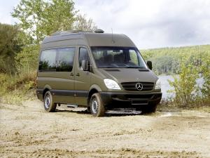 2006 Mercedes-Benz Sprinter Military