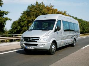 Mercedes-Benz Sprinter Travel 55 2006 года