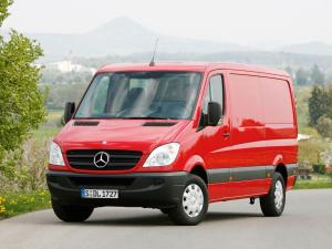 2006 Mercedes-Benz Sprinter Van