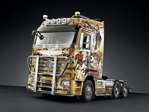 Mercedes-Benz Actros 2660 LS Truck n Roll Edition 2007 года