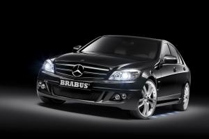 2007 Mercedes-Benz C-Class by Brabus