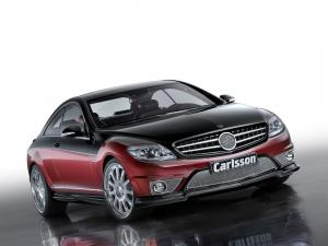 2007 Mercedes-Benz CK65 RS Eau Rouge by Carlsson