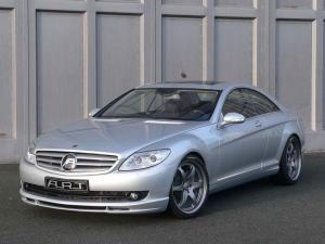 Mercedes-Benz CL-Class by ART 2007 года