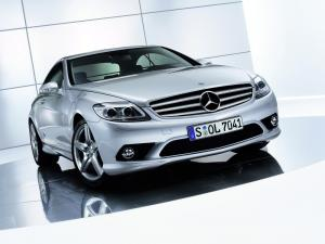 2007 Mercedes-Benz CL500 AMG Sports Package