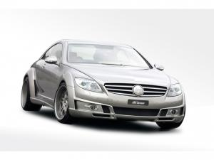Mercedes-Benz CL600 V12 Biturbo by FAB Design 2007 года