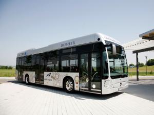 2007 Mercedes-Benz Citaro LE Fuel Cell Bus