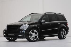 2007 Mercedes-Benz GL-Class Widestar by Brabus