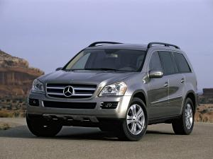 2007 Mercedes-Benz GL450 4Matic