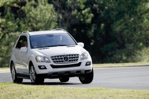 2007 Mercedes-Benz ML320 BlueTEC