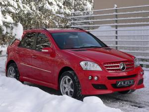 2007 Mercedes-Benz ML350 by ART