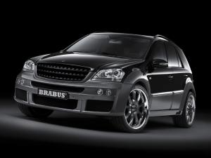 2007 Mercedes-Benz ML63 Widestar by Brabus