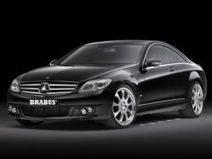 2007 Mercedes-Benz S V12 S Biturbo Coupe by Brabus