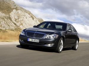 2007 Mercedes-Benz S500 4Matic