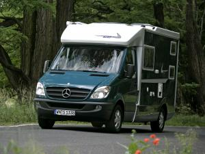 Mercedes-Benz Sprinter by Tikro 2007 года