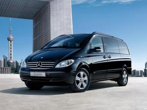 Mercedes-Benz Viano 2007 года (CN)