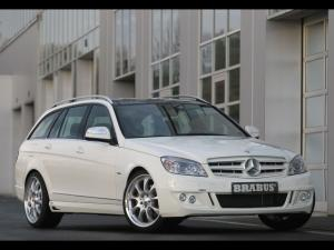 Mercedes-Benz C-Class Station Wagon by Brabus 2008 года