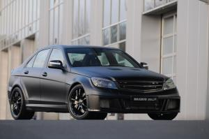 2008 Mercedes-Benz C63 AMG Bullit Black Arrow by Brabus