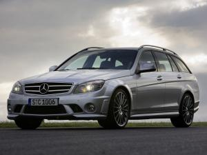 2008 Mercedes-Benz C63 AMG Estate