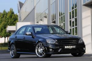 Mercedes-Benz C63 AMG by Brabus 2008 года