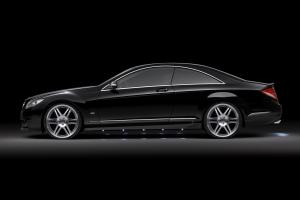 2008 Mercedes-Benz CL-Class Wheels & Fenders by Brabus