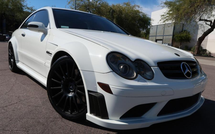 Mercedes-Benz CLK63 AMG Black Series (C209) '2008