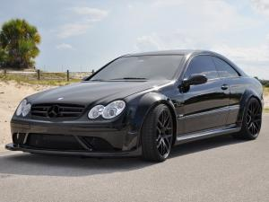 2008 Mercedes-Benz CLK63 AMG by RENNtech